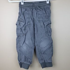 GUC Baby Gap Boys Lined Jogger Style Cargo Pant, 4
